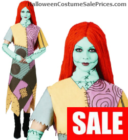 adult sally nightmare before christmas - Sally Nightmare Before Christmas Wig