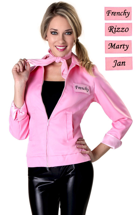 Pink Ladies Jacket from Grease