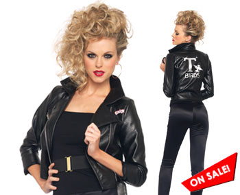 Spiksplinternieuw Grease Cool Sandy Costumes & Sandy T-Birds Jackets – Best PZ-51
