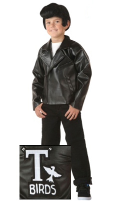 Kids Grease T-Bird Jacket