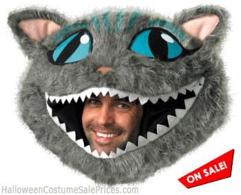 Cheshire Cat Halloween Mask