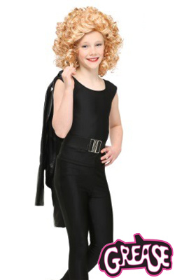 Grease Movie Child Bad Sandy Costume