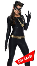 classic 1960s catwoman costume  sc 1 st  Christmas Costumes & 1960s Catwoman Costumes u2013 Todayu0027s Best Costume Sale Prices