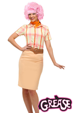 Grease Movie Frenchy Costume