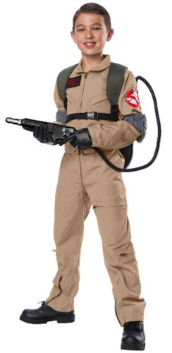 Kids 1984 Ghostbusters Costume