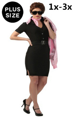 Grease Plus Size Rizzo Costumes for Adults
