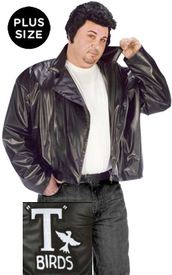 2x 3x Plus Size T-Bird Jacket