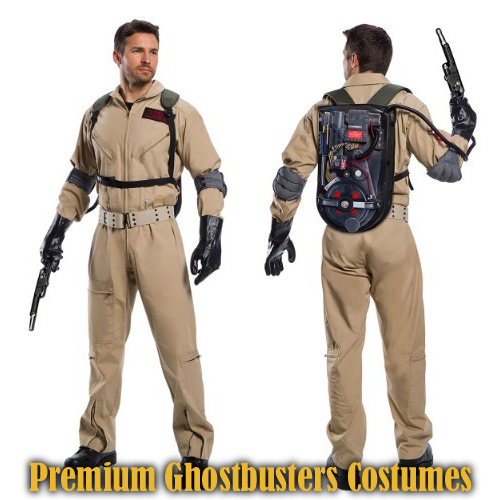 1984 Ghostbusters Costume Movie Quality