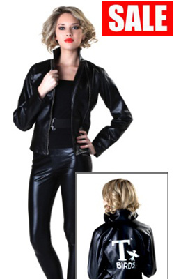 Adult Bad Sandy T-Birds Jacket from Grease