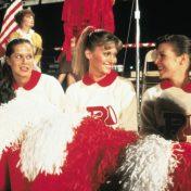 Grease Rydell High Cheerleader uniforms