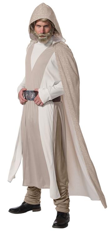 Last Jedi Luke Skywalker Costume